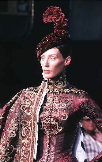 John Galliano for The House of Dior,  Autumn/Winter, 1998, Haute Couture.