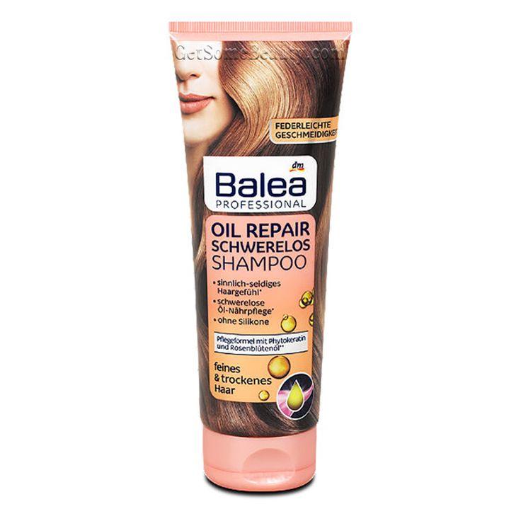 Balea Professional Oil Repair Weightless Shampoo 200 ml | Get Some Beauty