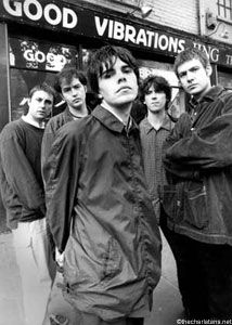 The Charlatans when Tim Burgess wasn't scary skinny with dodgy blonde hair