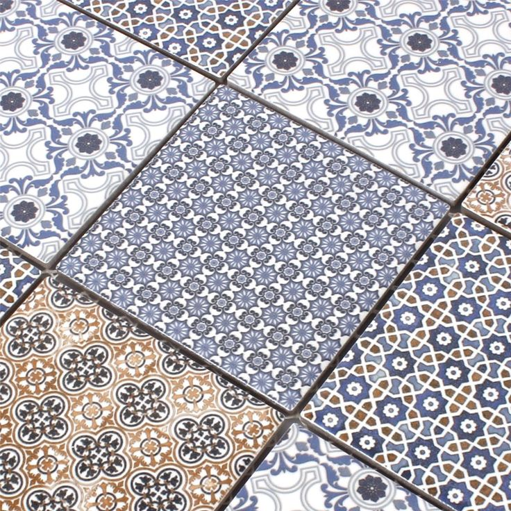 Keramik Mosaik Fliesen Zement Optik Classico ähnliche tolle Projekte und Ideen wie im Bild vorgestellt findest du auch in unserem Magazin