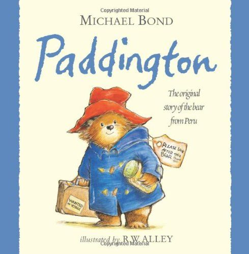 Paddington by Michael Bond. More like this at www.thebookseekers.com/collections.html