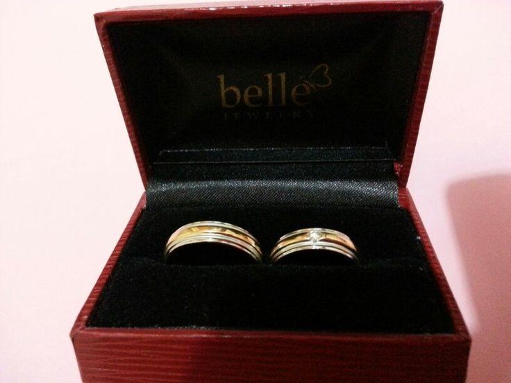 Wedding ring dian purwo