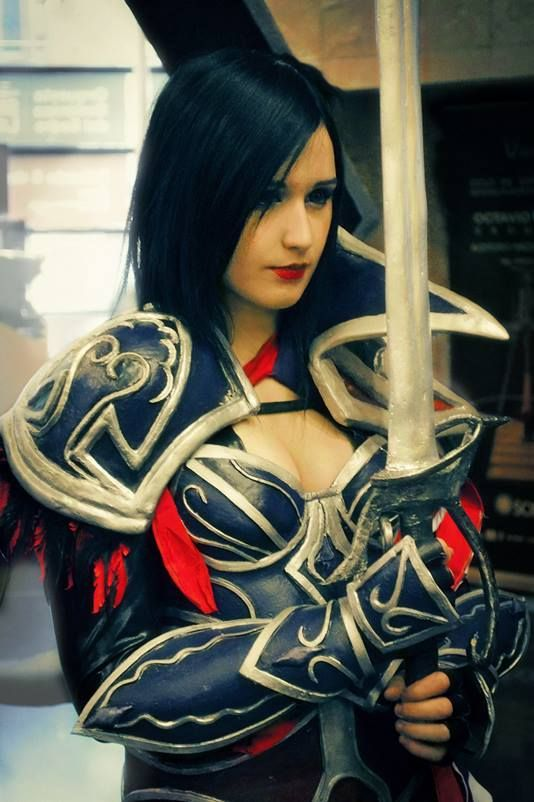 Fiora from Lol.