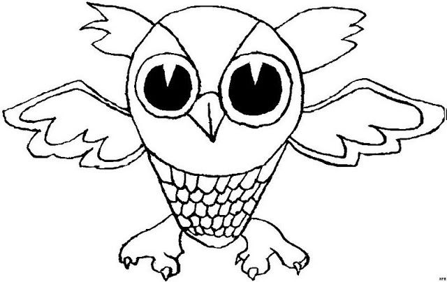 owl diaries coloring pages - photo#17