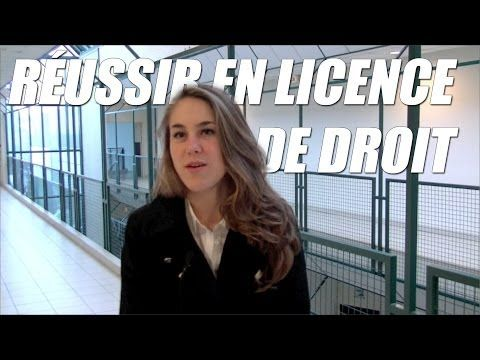 ▶ Réussir en licence de Droit ? - Orientation Post-Bac - YouTube