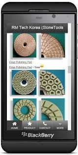 Image result for edge polishing pads Turbo Mesh Blade http://www.stonetools.co.kr/mesh_turbo_blade.htm  Turbo Mesh Blade provides fast & clean cutting the hard porcelain, granite tiles as well as any kind of tiles. Featuring of Rivet Both Reinforced, and Silent cutting by patented rim segment.