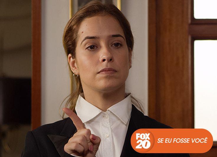 Como Heitor vai ensinar Clarice a ser um bom advogado? Se Eu Fosse Você - Quartas, 22H30  #EuCurtoFOX Confira conteúdo exclusivo no www.foxplay.com