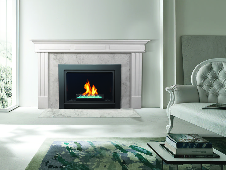 Marquis and Gas fireplace inserts