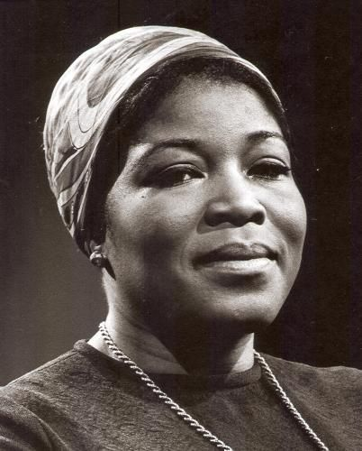 Sister / Dr. Betty Shabazz was an American educator and civil rights advocate. She was also the wife of Malcolm X.