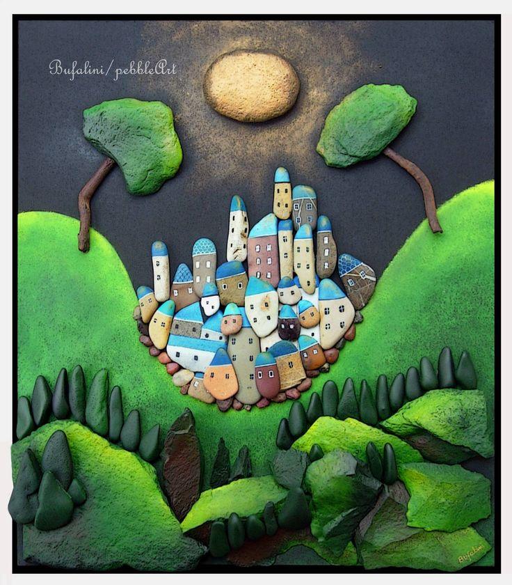 Notte di luna piena - Michela Bufalini