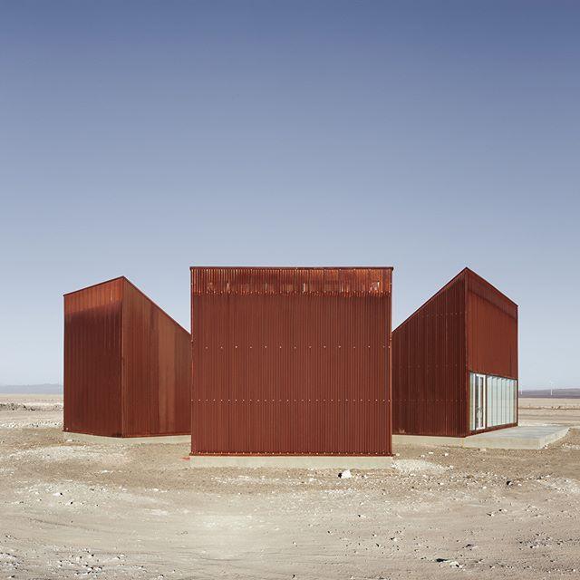 CID Research Centre Atacama Desert Chile  See more at WWW.TRANSFER.DESIGN #transfer #design #blog  #archiporn #architecture #building #followme #instafollow #CID #Research #Centre #Atacama #Desert #Chile