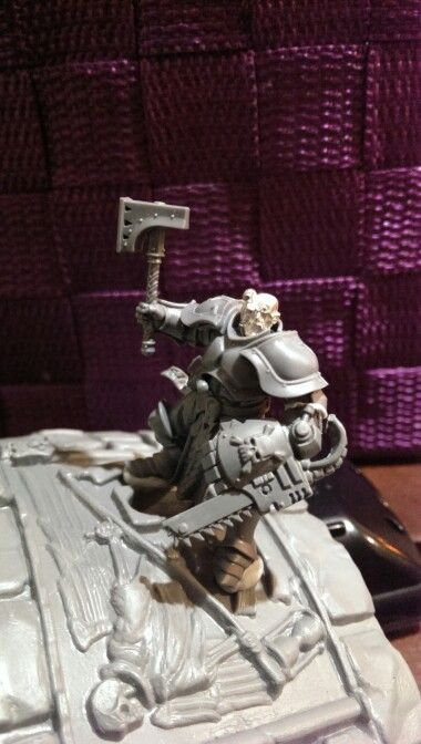 Fun with Freebies - Potential Chapter Master