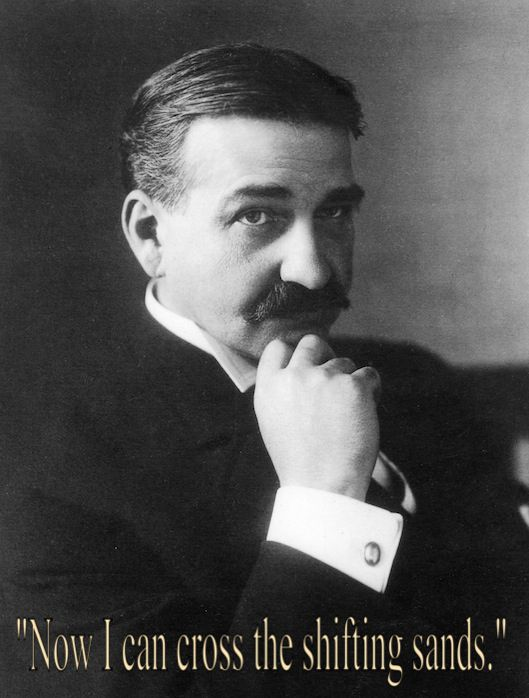 Dying words of Lyman Frank Baum
