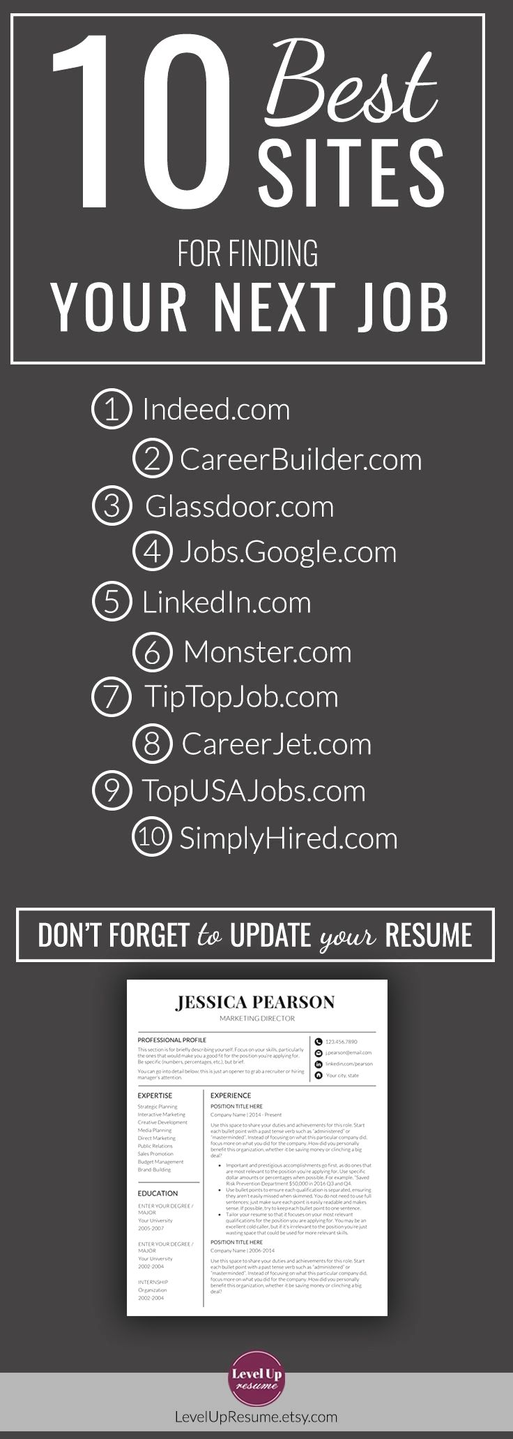 Quick job examples in 2020 Resume tips, Resume examples