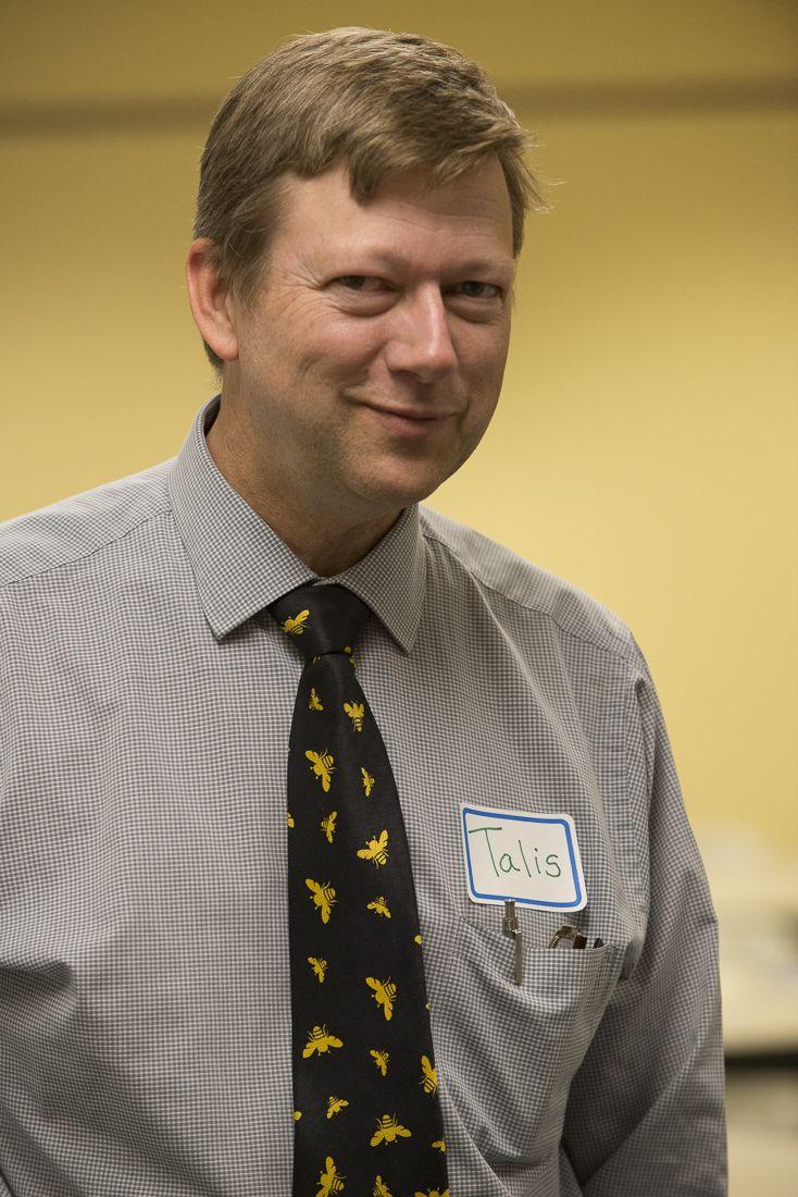 Dr. Talis Colberg