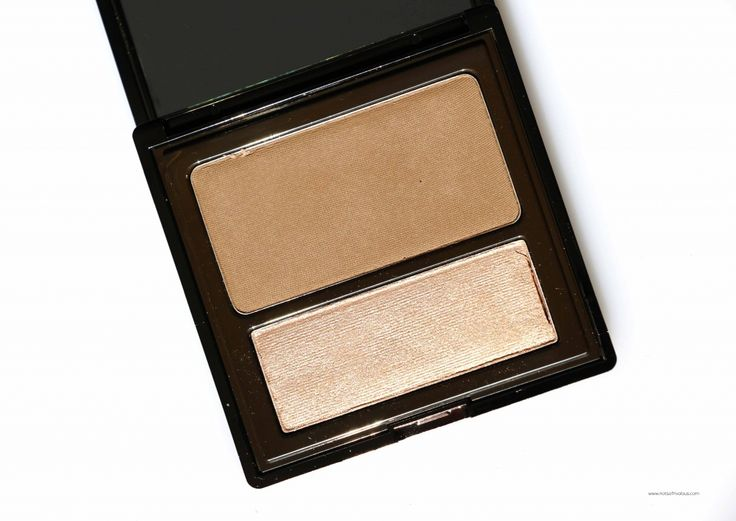 BECCA Lowlight/Highlight Perfecting Palette Pressed & BECCA Shimmering Skin Perfector Pressed in Opal #beccacosmetics #makeup #beauty #highlight #contour