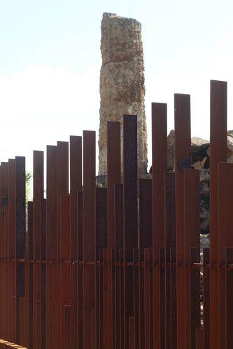 COTTONE+INDELICATO ARCHITECTS, Joan Puigcorbé — La passerella nella Valle dei Templi