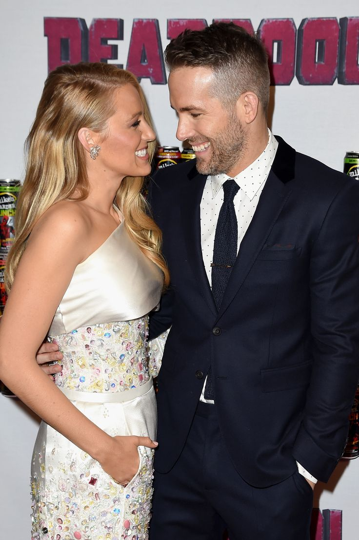 Ryan Reynolds Gushes Over Wife Blake Lively, Says She