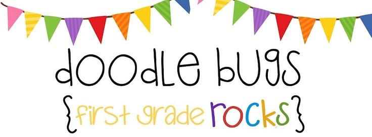 first grade blogTeaching First Grade, Grade Rocks, Bugs Teaching, Grade Blog, Doodles Bugs, 1St Grades, Calendar Cards, Free Printables, Teachers Blog