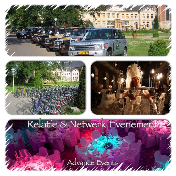 Netwerk evenement voor klanten en relaties. Evenementenbureau Advance Events... Voor doeltreffende event formats. http://www.advance-events.nl
