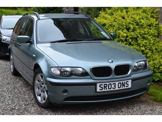 BMW 3 SERIES 320d SE 5dr Diesel Touring 2.0 2003 (colour)