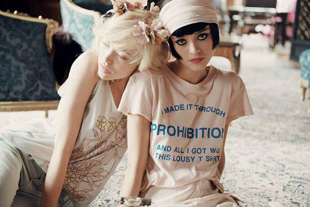 Wildfox Daisy's Girls Fall 2013 Lookbook  #fashion #wildfox #retro: Wildfox Couture, Fashion, Wildfox Fall, T Shirt, Wildfox Daisy S, Daisies, Fall 2013, 2013 Collection