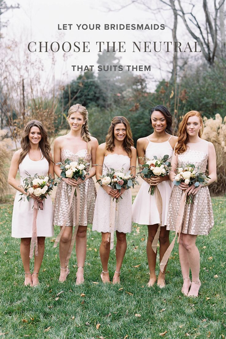 What's New Bridesmaid Dresses