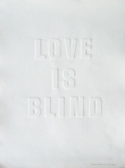Rinaldo Frattolillo // Love Is Blind
