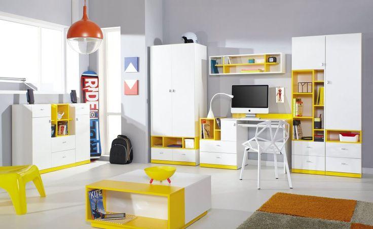 Detské izby - sektor   Zostava Mobi   maxnabytok