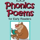 This 75 page poetry anthology includes 133 laugh-out-loud rhyming poems designed for targeted phonics instruction and fluency building.  It's easy ...