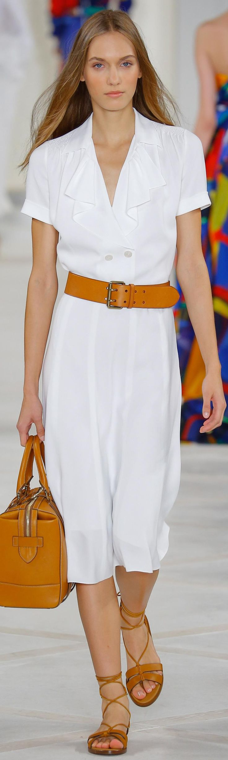 TD ❤️ Ralph Lauren, Spring 2016 Ready-To-Wear                                                                                                                                                      More