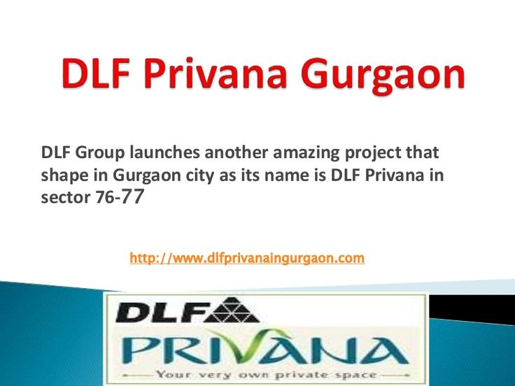 The complete project is spread in 113 acres with full of services and amenities like club house, banking, parking space, security and alarm system, indoor and outdoor game space, fully AC floors, play zone for children, fitness center, swimming pools and many more. For more info please visits: http://www.dlfprivanaingurgaon.com