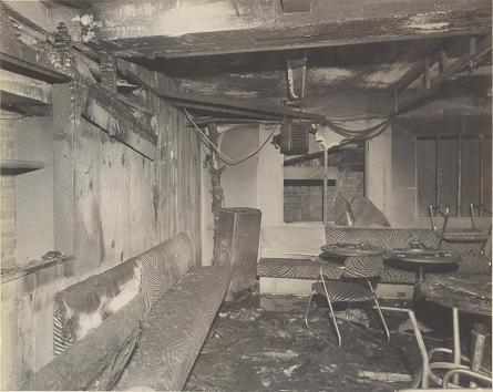1942 coconut grove fire Der brand im cocoanut grove ereignete sich am 28 november 1942 in einem nachtclub in boston  fire in the grove: the cocoanut grove tragedy and its aftermath.