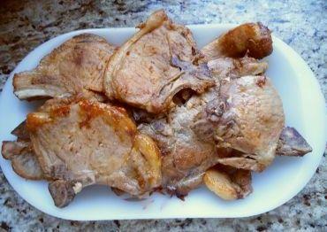 Bisteca de Porco Macia - Veja a Receita: