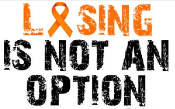 LEUKEMIA AWARENESS -Think Orange-