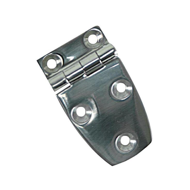 """Whitecap Offset Hinge - 316 Stainless Steel - 1-1-2"""" x 2-3-4"""" [6162]"""