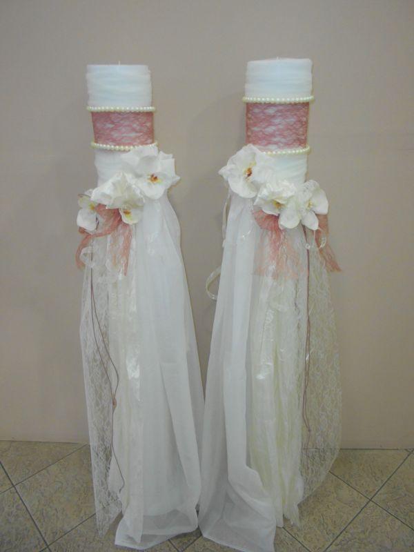 Ράνια | Λαμπάδες Γάμου, Είδη Γάμου, Θεσσαλονίκη