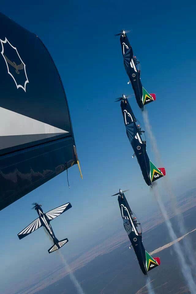 SAAF Silver Falcons
