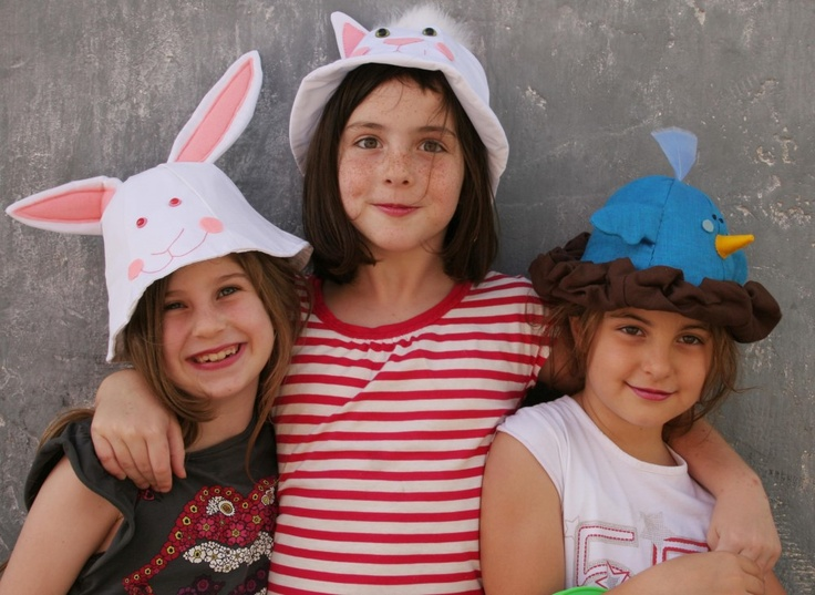 """more """"mad"""" hats: Kids Stuff, Mad Hatters"""