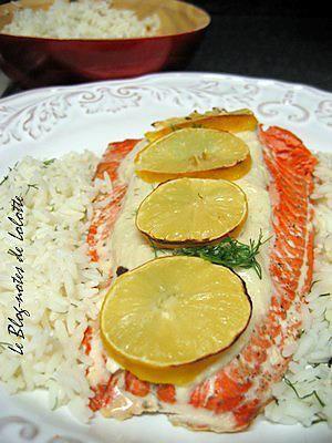 La meilleure recette de Saumon à la crème de fenouil! L'essayer, c'est l'adopter! 4.5/5 (2 votes), 1 Commentaires. Ingrédients: 4 filets de saumon 1 bulbe de fenouil 20 g de beurre 40 cl de crème liquide allégée