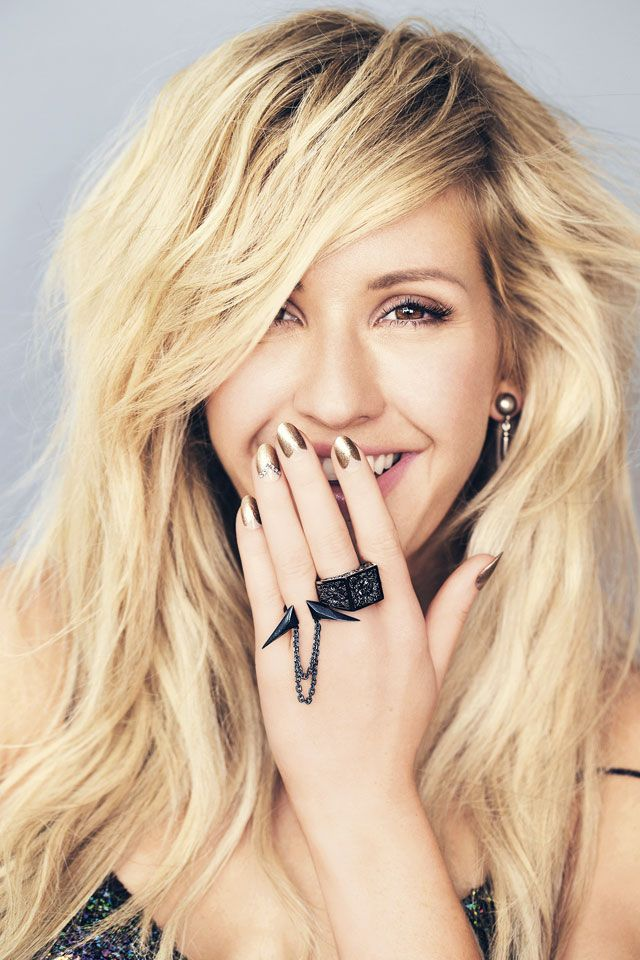 Love Hair. Ellie Goulding Cosmopolitan interview January issue 2014 :: Cosmopolitan UK