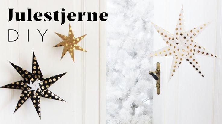 Lav din egen julestjerne http://www.blog.bog-ide.dk/lav-din-egen-julestjerne/