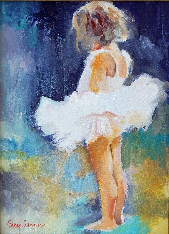 Jamás perder la inocencia de una bailarina para empezar cada cosa. Linda <3