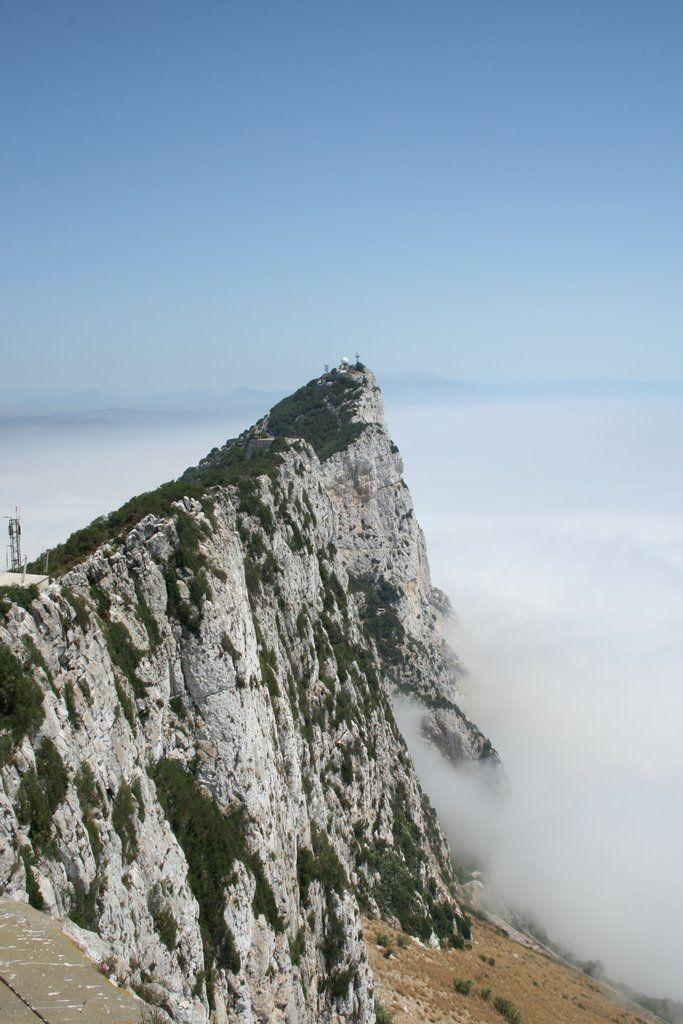 Rock of Gibraltar - England - Spain