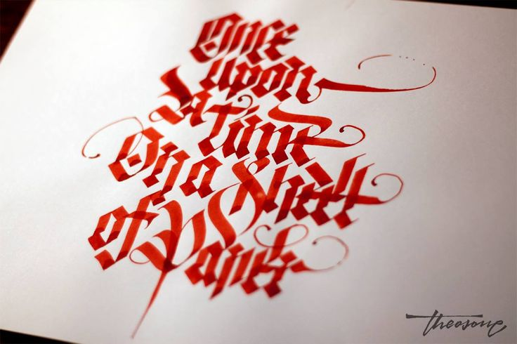 Theos One Google Search Typography Calligraphy Hand