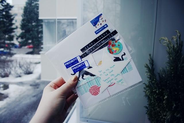 matka maailmankaikkeuteen || http://loydankyllaperille.blogspot.com/ || mail from Finland to Turkey and Taiwan
