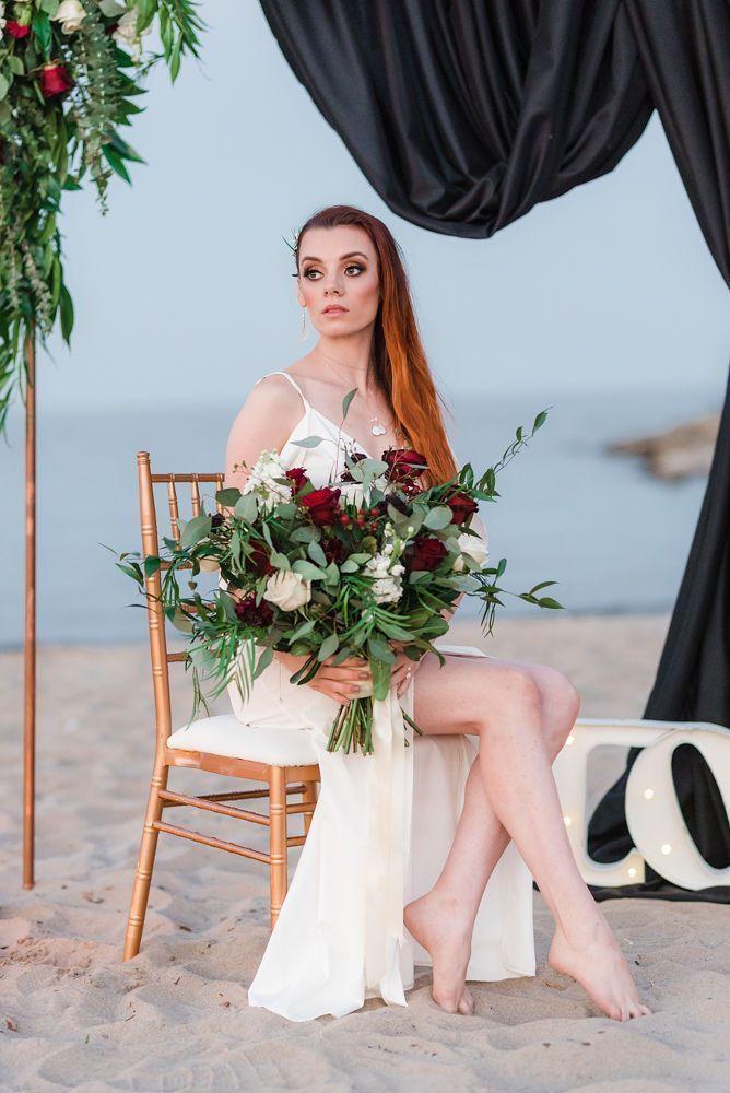 Boho Chic Beach Wedding Ideas – Wedding Bouquets