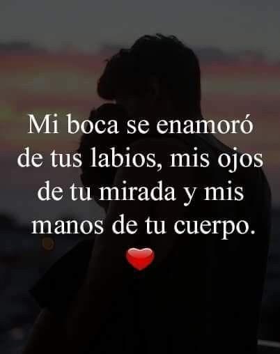 Te Extrano Mi Amoruch Amor Pinterest Amor Frases De Amor Y