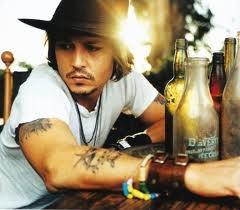 Befriend Johnny Depp