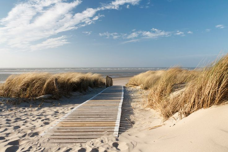 Baltrum - das Dornröschen der Nordsee.